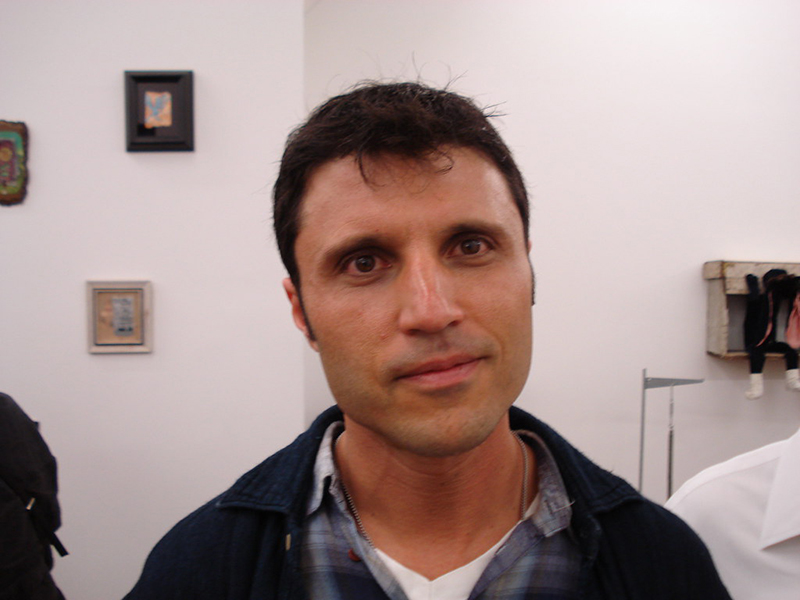 Bruno Fazzolari, summer 2008