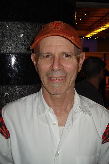 Charles Atlas at SFMOMA