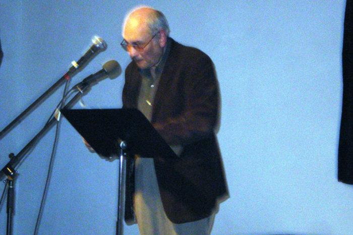 Charles Bernstein Visit