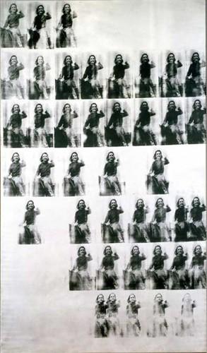 Andy Warhol, National Velvet, 1963