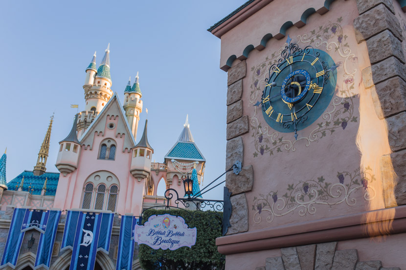 Stroke of Midnight, Sleeping Beauty's Castle, Fantasyland