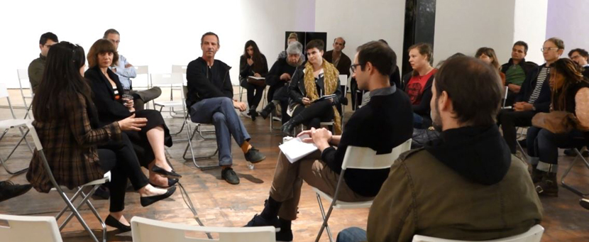 From the November 15, 2015 Fishbowl Conversation at The Lab.