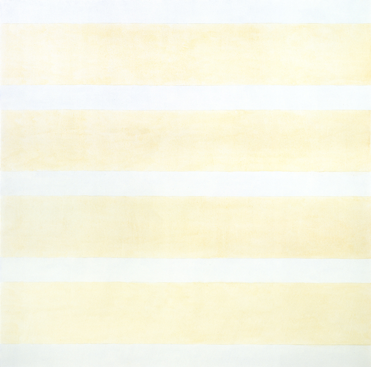 Agnes Martin, Untitled #7, 1998