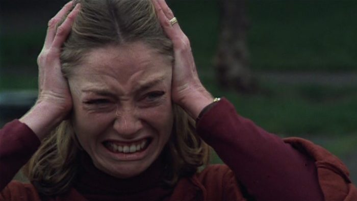 Veronica Cartwright in INVASION OF THE BODY SNATCHERS (1978)