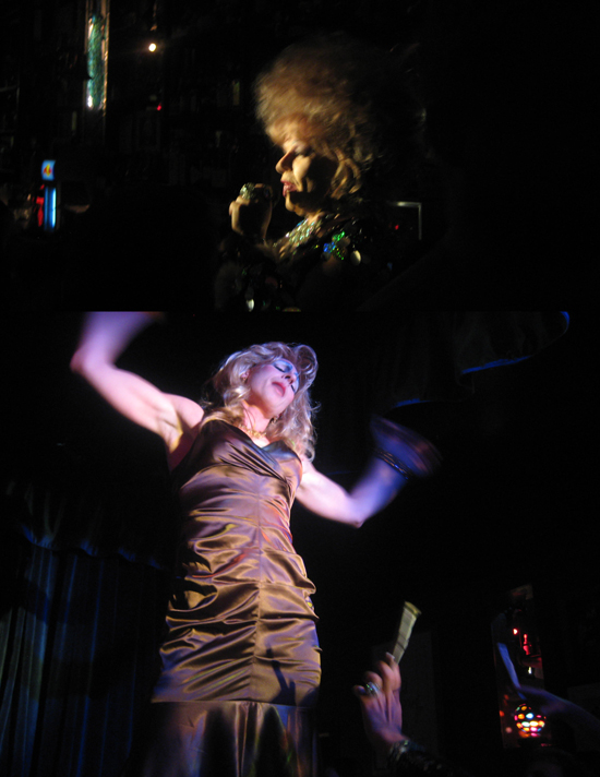 Marlena's hosted a Saturday night drag show every week until its closing.