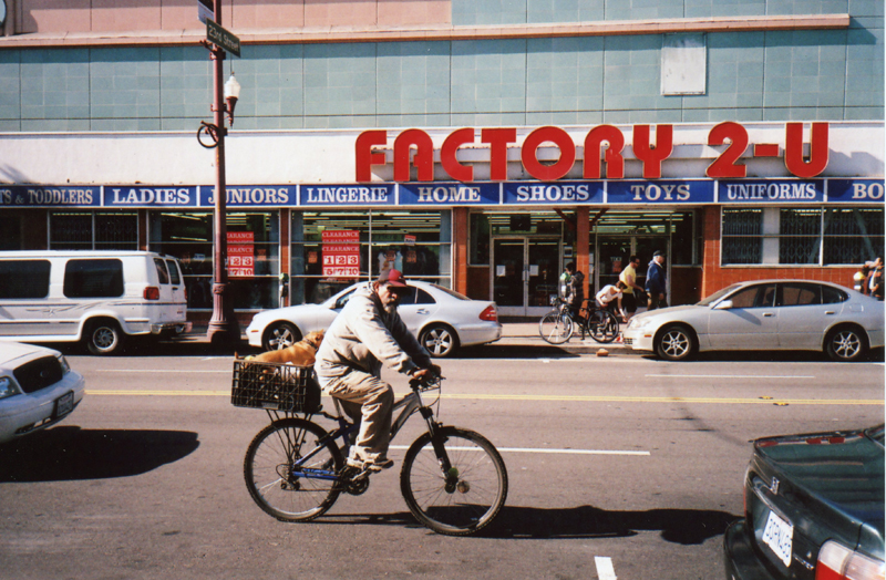 Factory 2-U, Mission and 22nd.