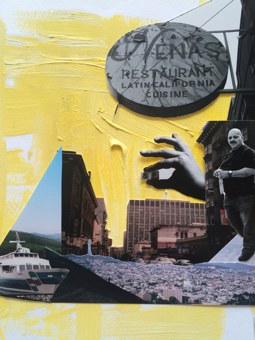 Nena's. Stills from the Mission, Tenderloin, Bayview, Bernal Heights. A legit SF mixtape of images.