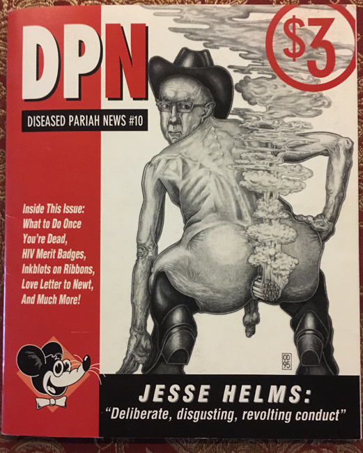 Diseased Pariah News, Issue 10, 1995
