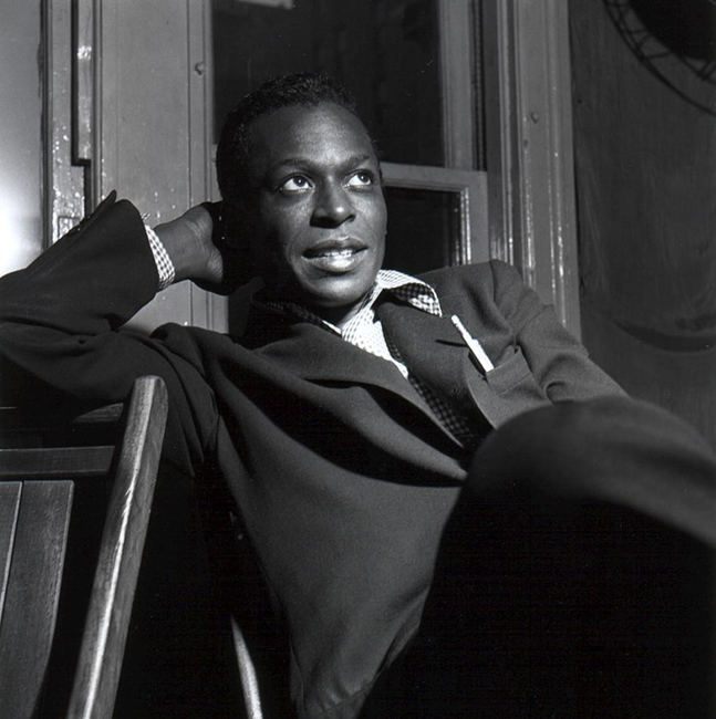 Miles Davis. Photo by Francis Wolff.