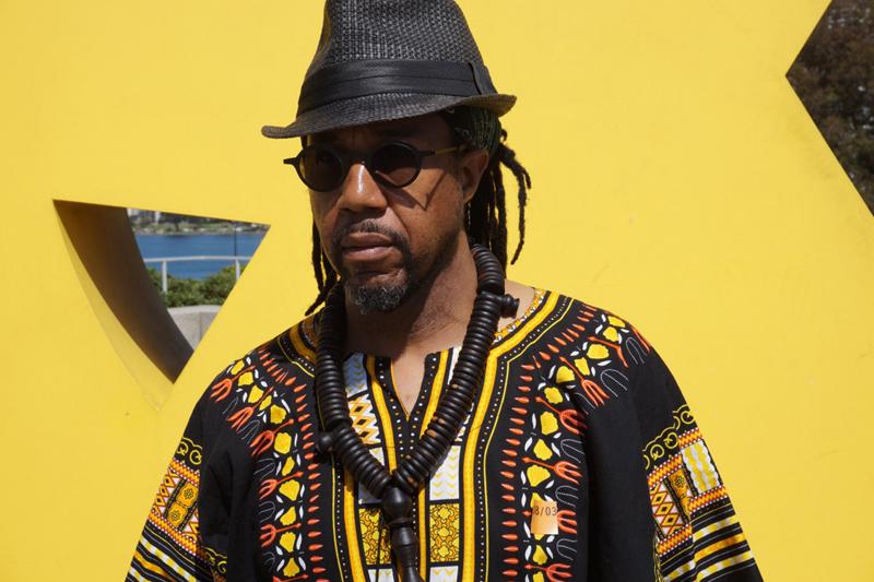 Duane Deterville. Photo: Adeeba Deterville.