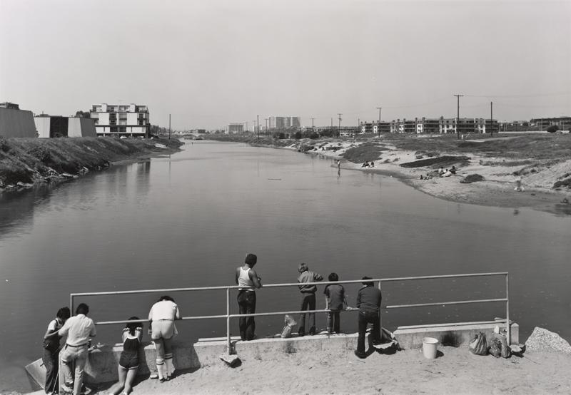 Anthony Hernandez, Public Fishing Areas #30, 1979