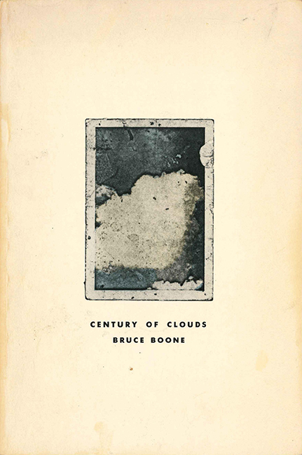 First edition of Century of Clouds; Hoddypoll Press, 1980.