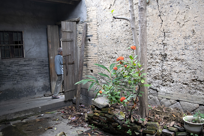 Our home in Jiangbian, slated for demolition later this year.