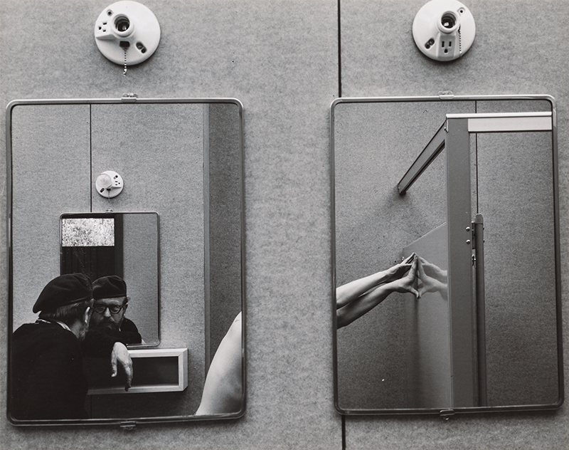 Judy Dater, Untitled, 1965; Collection SFMOMA Gift of Dr. Bruce Friedman; © Judy Dater.
