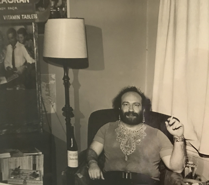 David Melnick, ca. 1970s.