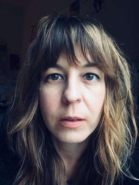 Stephanie Young. Photo courtesy Nightboat Books.