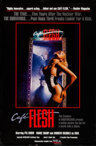 <em>Café Flesh</em> (1982), dir. Rinse Dream